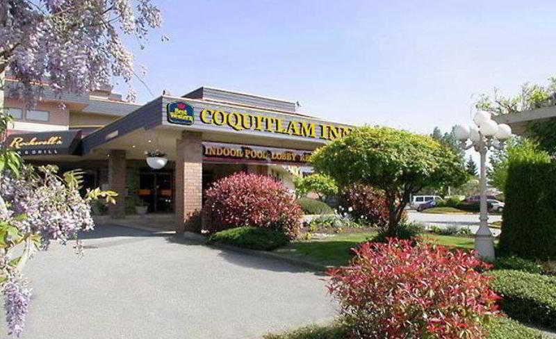 General view Best Western Coquitlam Inn Convention Centre