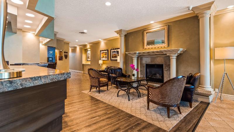 Lobby Best Western Mariposa Inn & Conference Centre