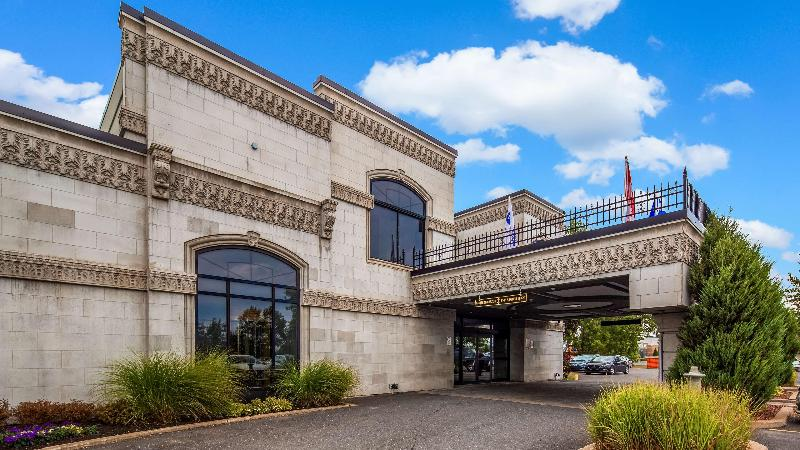 General view Best Western Hotel Universel Drummondville