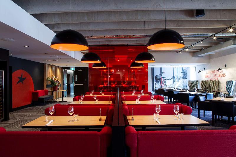 Restaurant Best Western Hotel Universel Drummondville
