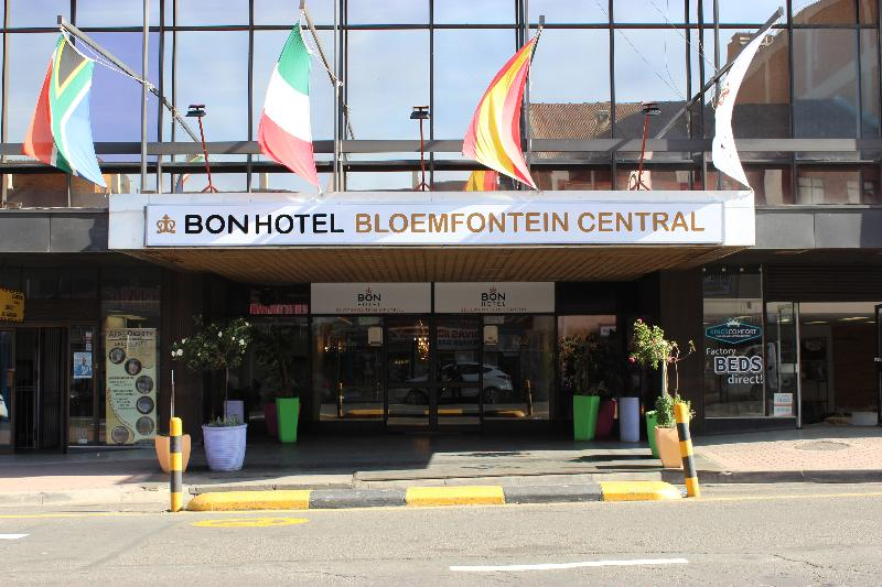 General view Bon Hotel Bloemfontein Central