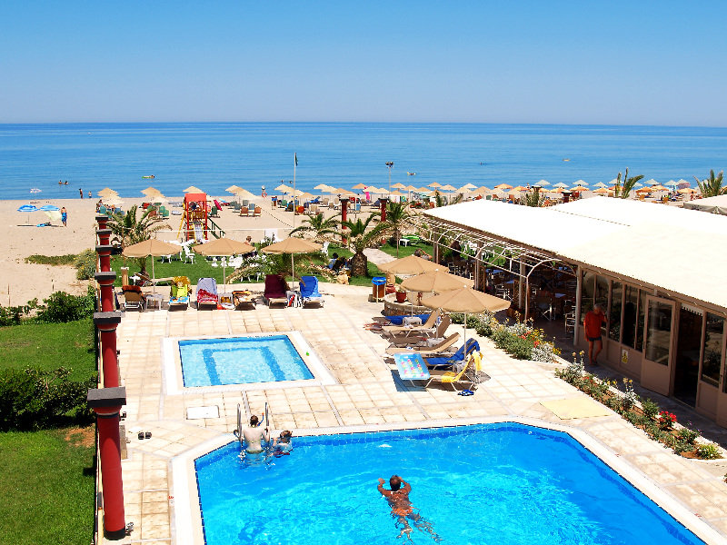 Pool Odyssia Beach Hotel