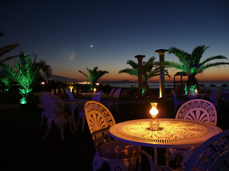 Terrace Odyssia Beach Hotel