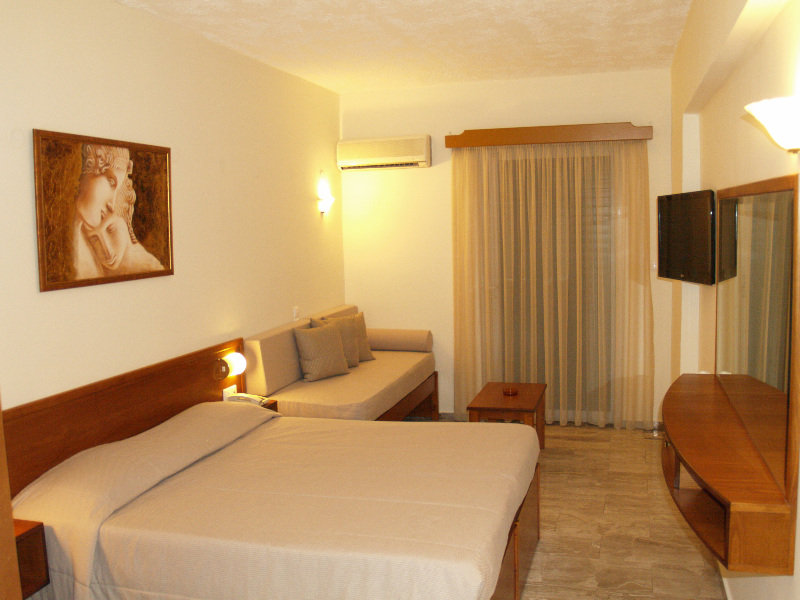 Room Odyssia Beach Hotel