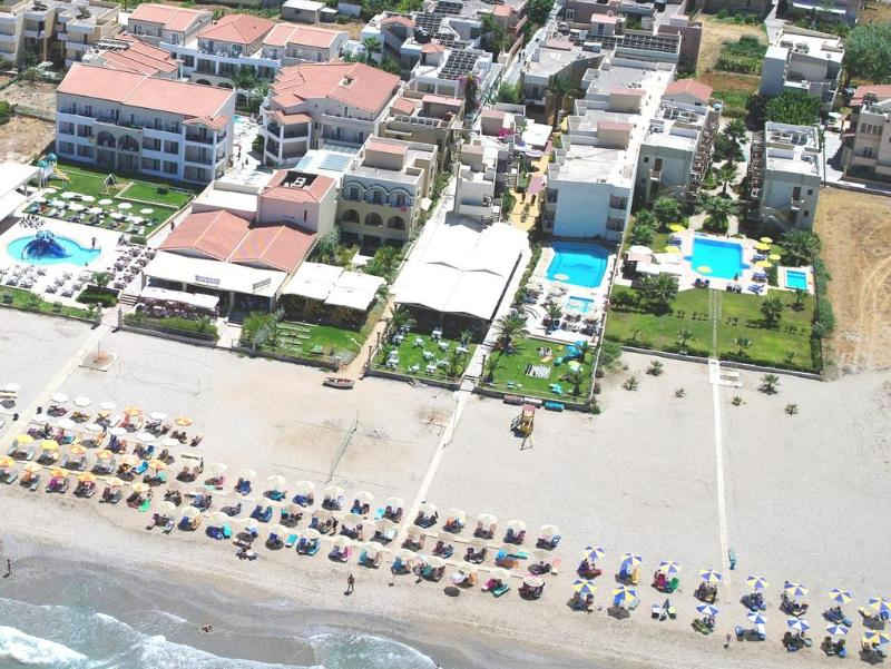 Beach Odyssia Beach Hotel