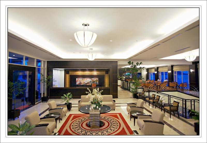 Lobby Swiss-belhotel Papua, Jayapura