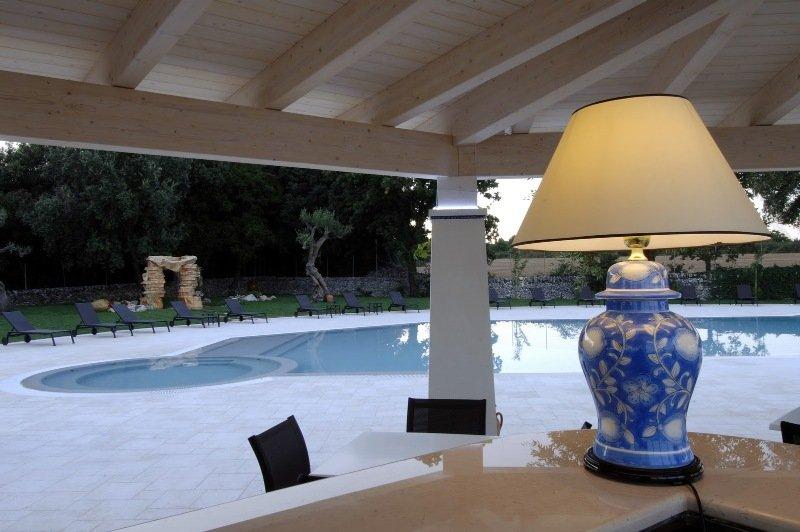 Pool Masseria Chiancone Torricella