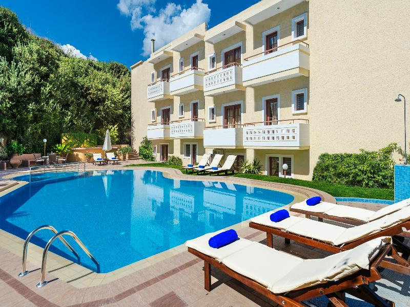 General view Agrimia Holiday Apartments
