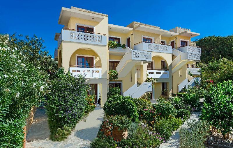 Lobby Agrimia Holiday Apartments