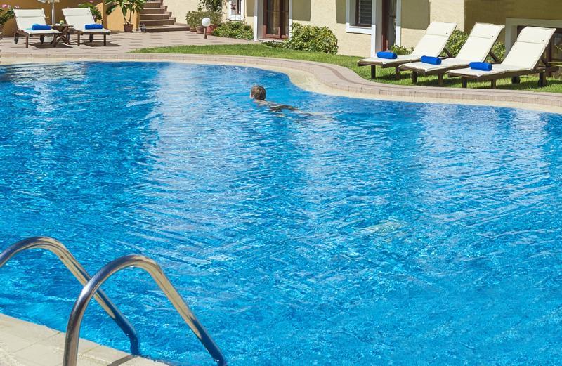 Pool Agrimia Holiday Apartments