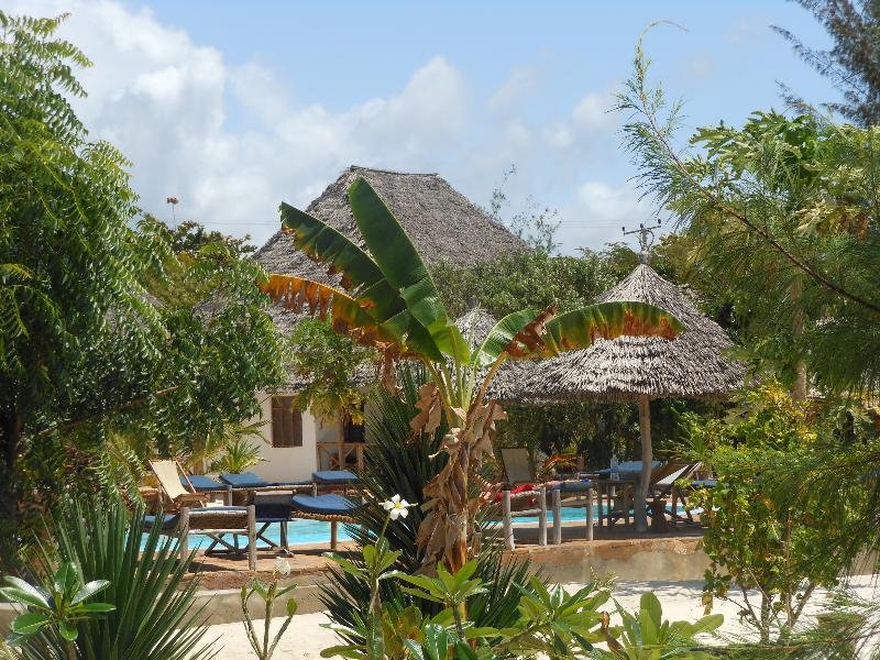 General view Mbuyuni Beach Village