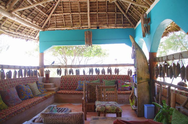 Lobby Mbuyuni Beach Village