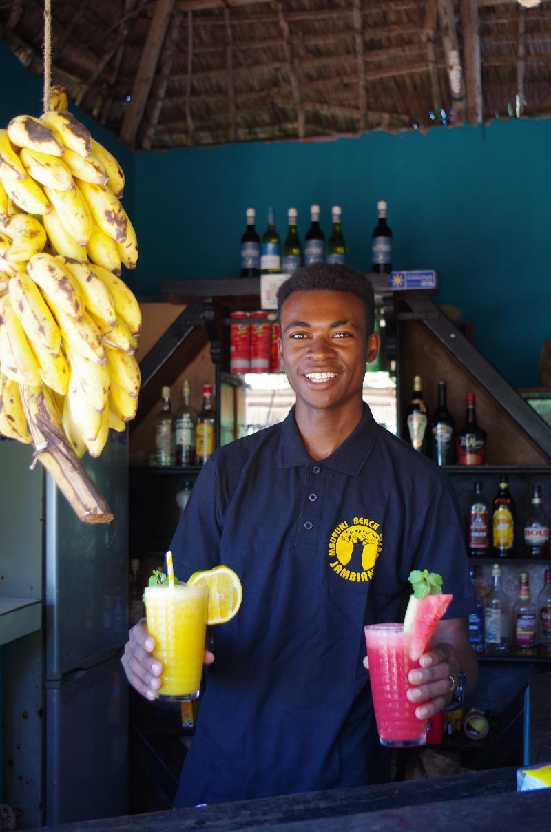 Restaurant Mbuyuni Beach Village