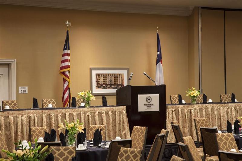 Conferences Sheraton Suites Houston Near The Galleria