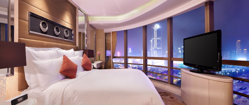 Room Guangzhou Marriott Hotel Tianhe
