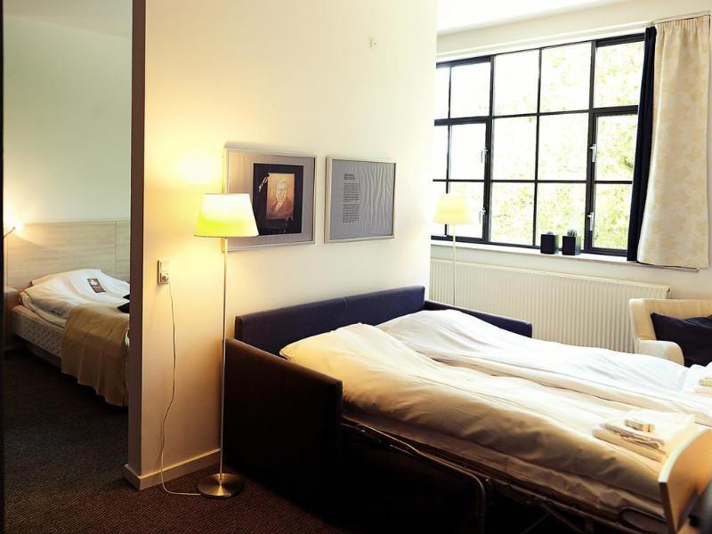 Radisson Blu Hotel Papirfabrikken - Hotel - 2