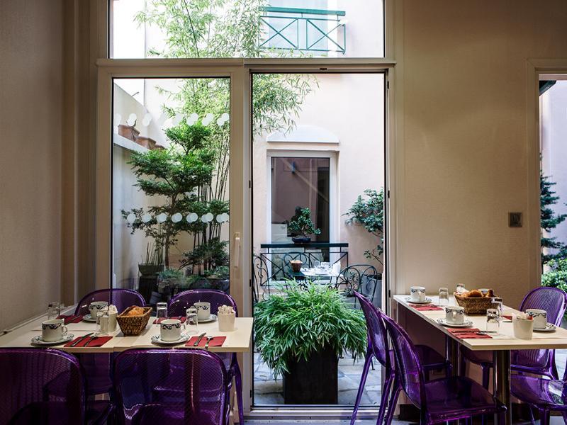 Restaurant Aberotel Montparnasse