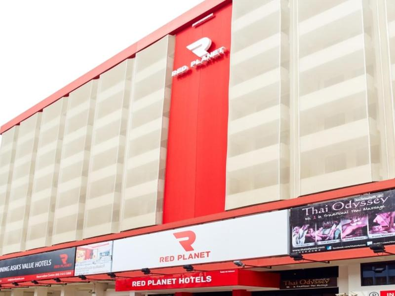 General view Red Planet Hat Yai (formerly Tune Hotel Hat Yai)