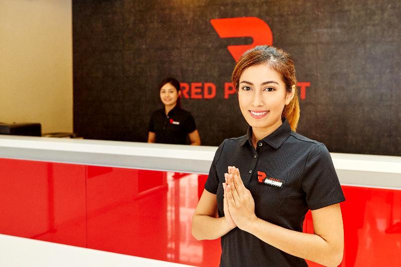 Lobby Red Planet Hat Yai (formerly Tune Hotel Hat Yai)