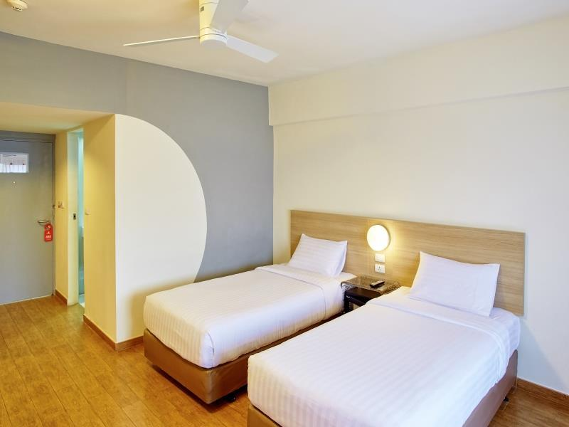 Room Red Planet Hat Yai (formerly Tune Hotel Hat Yai)