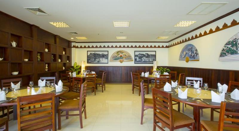 Vientiane Plaza - Terrace - 9