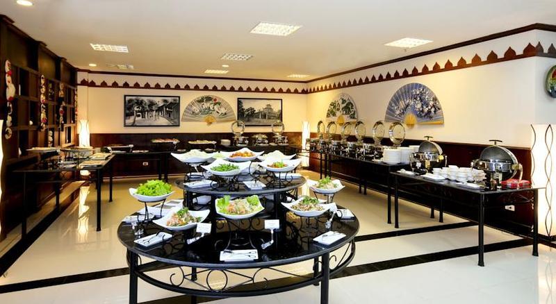 Vientiane Plaza - Restaurant - 2