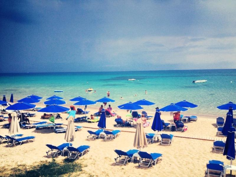 Beach Colonides Beach