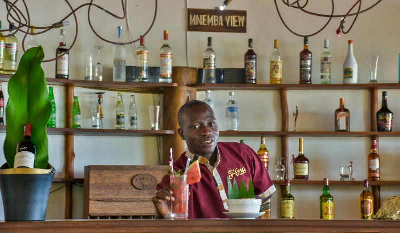 Azanzi Beach Hotel - Bar - 2