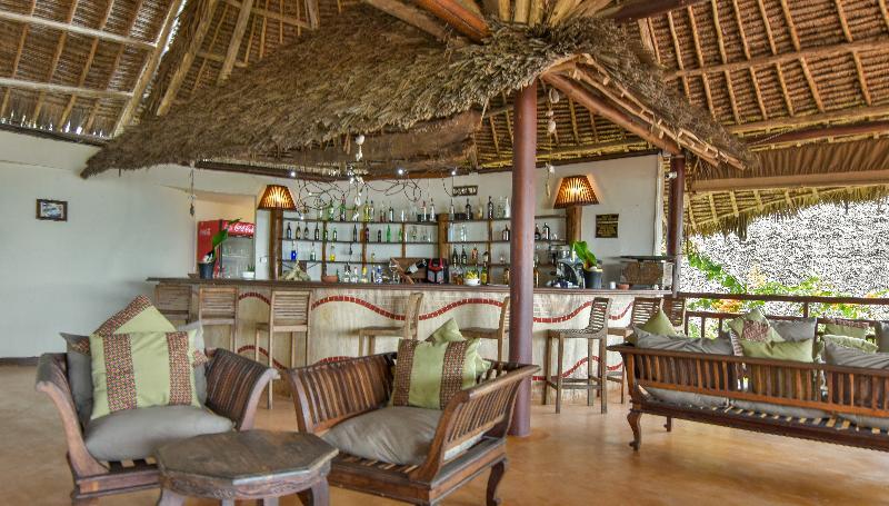 Azanzi Beach Hotel - Bar - 11