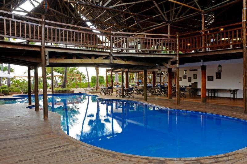 Azanzi Beach Hotel - Pool - 1