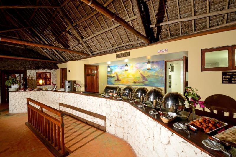 Azanzi Beach Hotel - Restaurant - 3