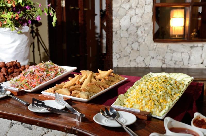 Azanzi Beach Hotel - Restaurant - 12