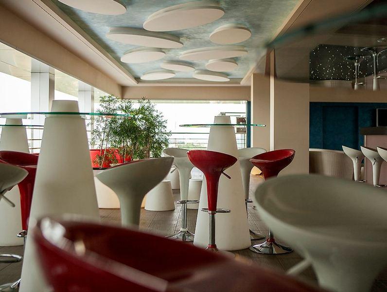 Bar Pullman Grand Hotel Kinshasa