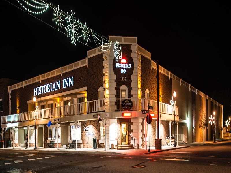 General view Historian Inn