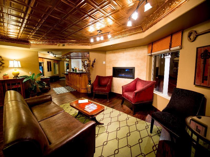 Lobby Historian Inn