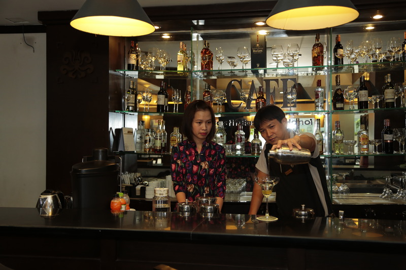 Bar Thang Long Gtc Hanoi Hotel