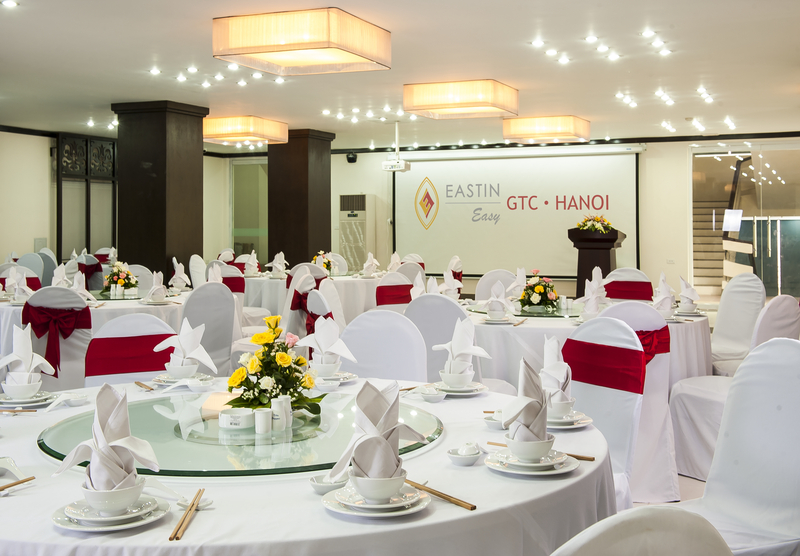 Restaurant Thang Long Gtc Hanoi Hotel