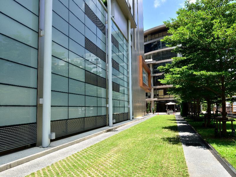 General view Aetas Residence