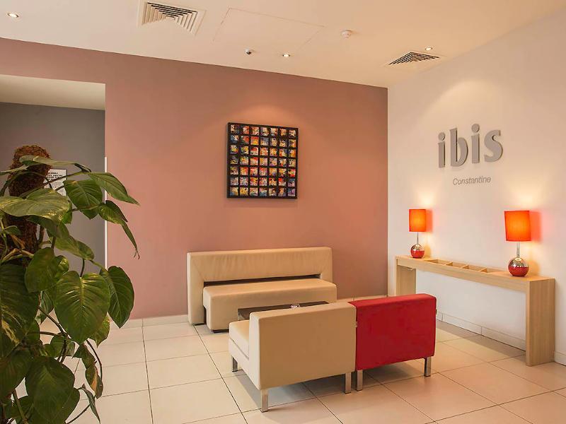 Lobby Ibis Constantine