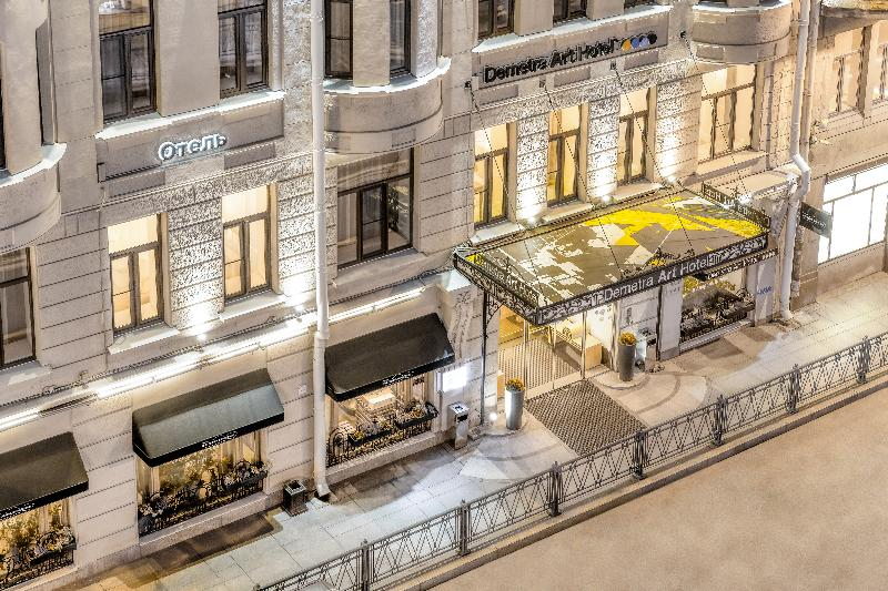 General view Demetra Art Hotel