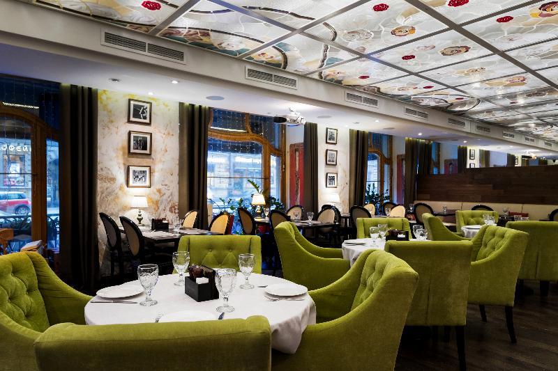 Restaurant Demetra Art Hotel