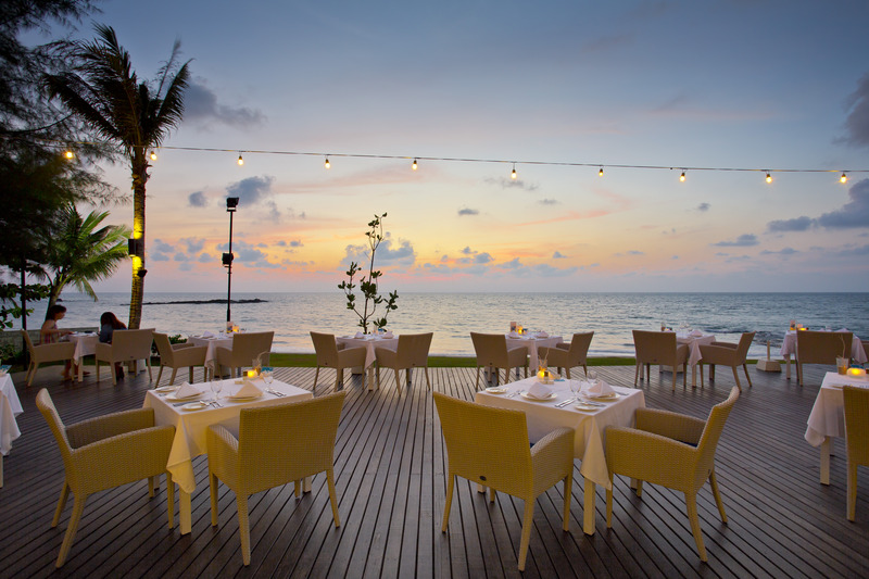 Restaurant The Sands Khao Lak By Katathani