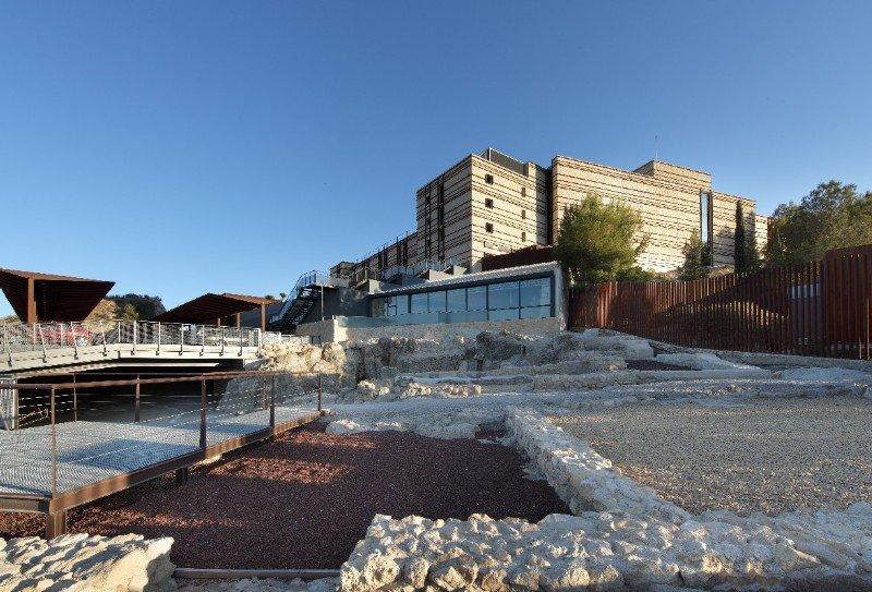 imagen de hotel Parador Castillo De Lorca