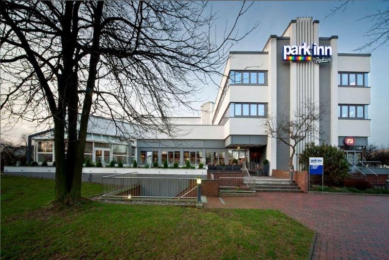 General view Park Inn By Radisson Lübeck