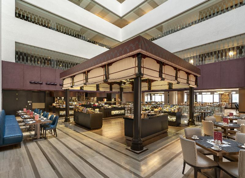 Restaurant Marti Istanbul Hotel
