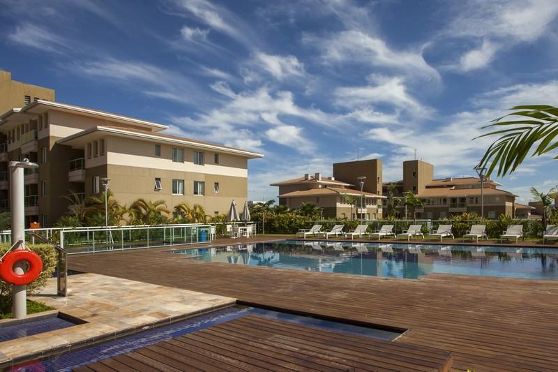 General view The Sun Premium Resort