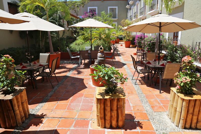 Terrace Binniguenda Huatulco