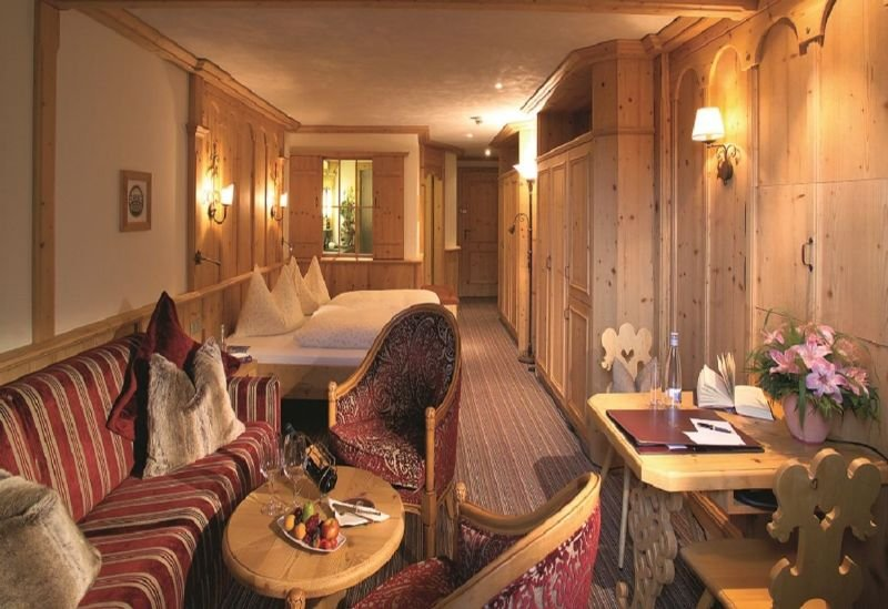 Wellness & Spa Hotel Ermitage - Hotel - 6