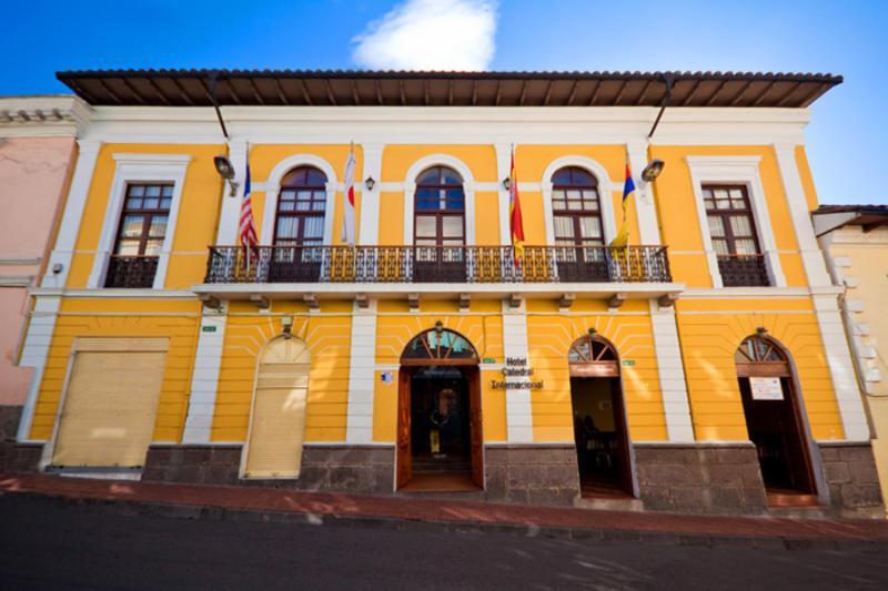 Кито - La Catedral Internacional