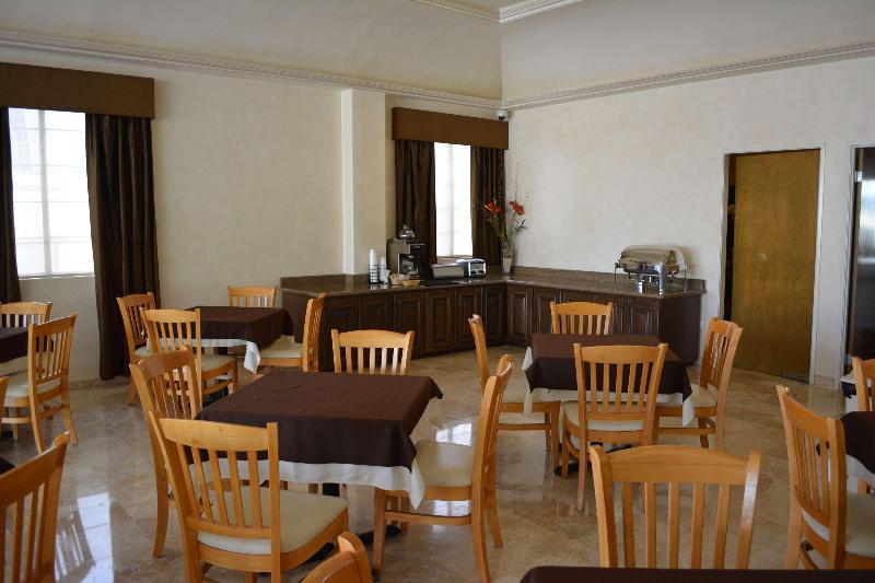 Best Western Centro Cadereyta - Restaurant - 1